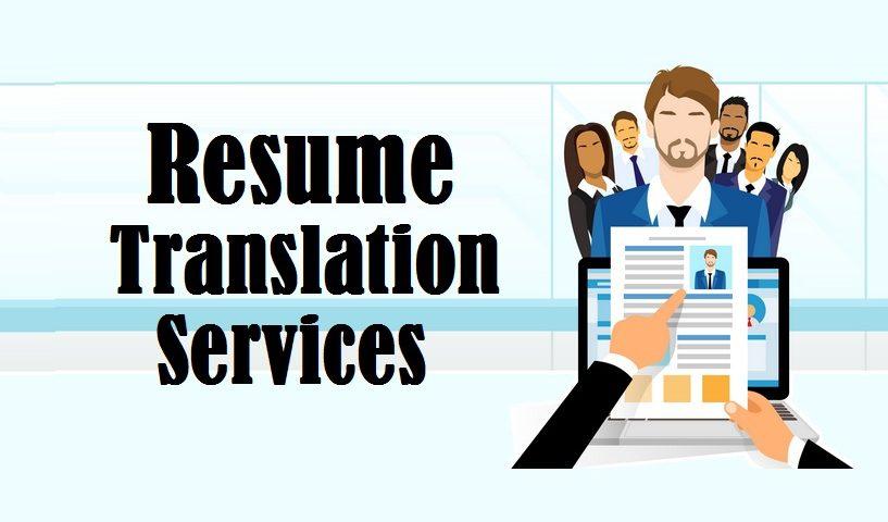 resume translation singapore translationservices sg